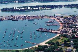Vinyard Haven Harbor