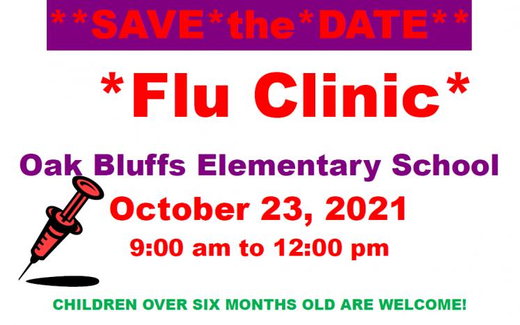 All Island Flu Clinic 2021